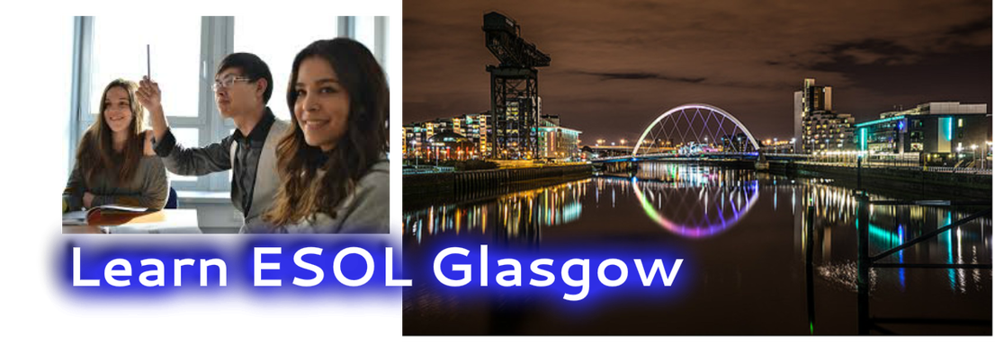 Learn ESOL Glasgow